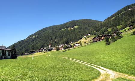 tyrol: Village in South Tyrol, Italy