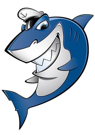 marinero tiburón