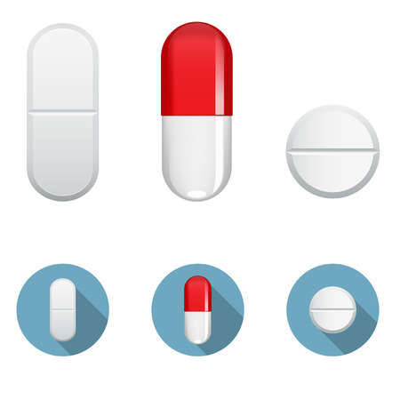 drugs pills: Different types of drugs, pills, tablets and capsules