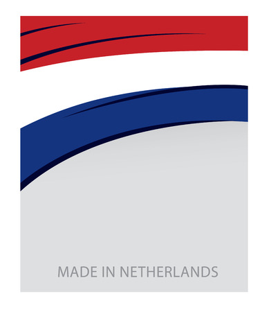 holland flag: Netherlands Color, Holland Flag (Vector Art)