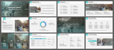 Linear elements for infographics on a white background. Presentation templates. Use in presentation, flyer and leaflet, corporate report, marketing, advertising, annual report, banner.