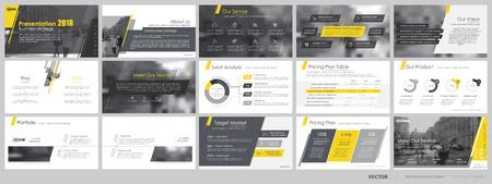Léments et modèles de présentation. Banque d'images - 80177954