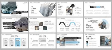 Elements for and presentation templates. Stok Fotoğraf - 81376594