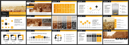 Elemente für Infografiken auf weißem Hintergrund. Präsentationsvorlagen. Verwendung in Präsentation und Prospekt, Unternehmensbericht, Marketing, Werbung, Jahresbericht, Banner.