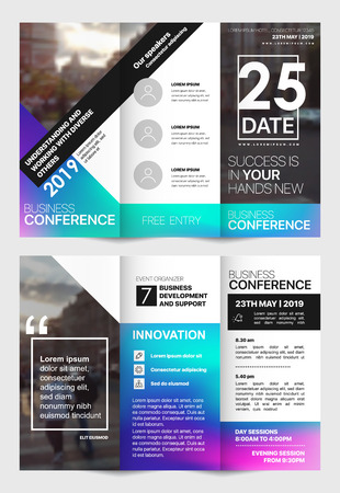 Tri fold business brochure creative corporate business template tri fold business brochure creative corporate business template royalty free cliparts vectors and stock illustration image 96279648 fbccfo Image collections