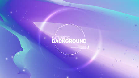 Blurred Abstract Purple Backgrounds Design. Color gradient pattern. For use in Presentation, Flyer and Leaflet, Cards, Landing, Website Design. Vector illustration.