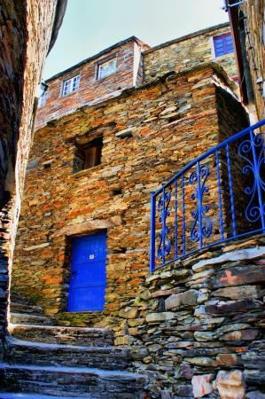 House of the Portuguese mountain village of Piodao