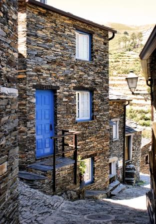 Casa da aldeia de Pi