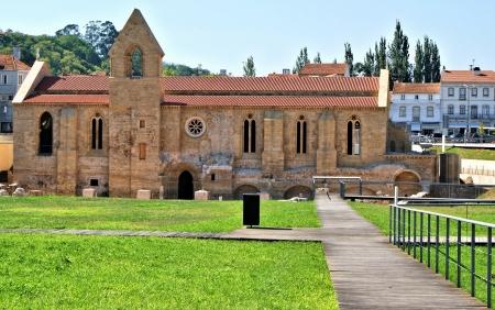 Monastery of Santa Clara Velha in Coimbra, Portugal Stock Photo - 14748744