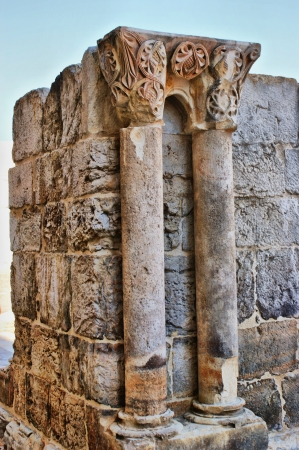 Cloister ruins of Santa Clara Velha in Coimbra Stock Photo - 14874296