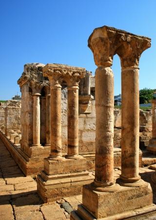 Cloister ruins of Santa Clara Velha in Coimbra Stock Photo - 14874293
