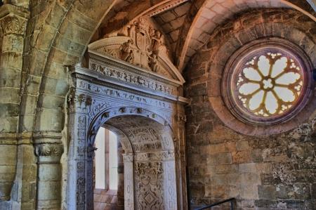 Monastery of Santa Clara Velha in Coimbra, Portugal Stock Photo - 15213870