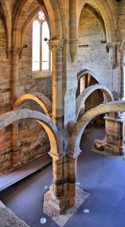Monastery of Santa Clara Velha in Coimbra, Portugal  Stock Photo - 14962473