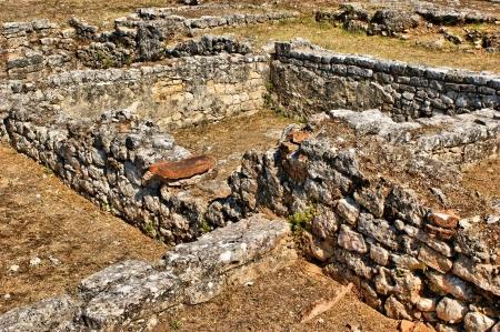 Portuguese Roman ruins in Conimbriga Stock Photo - 15067034