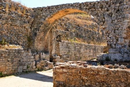 Roman ruins of Conimbriga in Portugal Stock Photo - 15305034