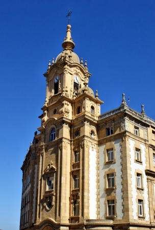 San Sebastian church, Spain Stock Photo - 16649848