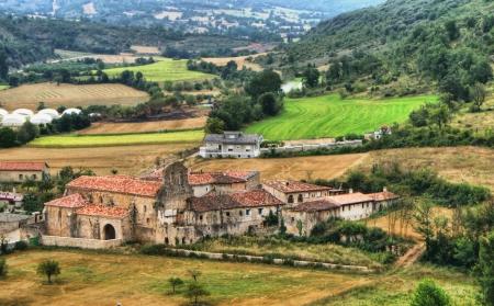 Countryside of Burgos, Castilla y Leon, Spain Stock Photo - 17050804