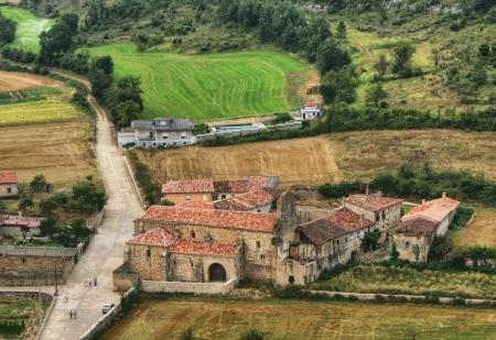 Countryside of Burgos, Castilla y Leon, Spain