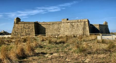 Fort of St  John in Vila do Conde, Portugal Stock Photo - 17626676
