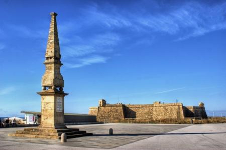 commemorative: Landing Commemorative Monument in Mindelo, Vila do Conde