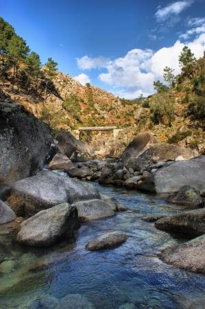 National park of Peneda Geres, Portugal Stock Photo - 18828582
