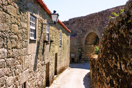 Historical village of Sortelha, Portugal Stock Photo - 26978740