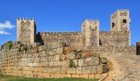 Sabugal castle in Portugal