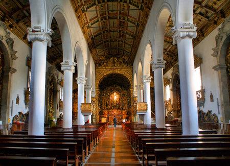 senhora: Senhora da Hora church in Matosinhos, Portugal