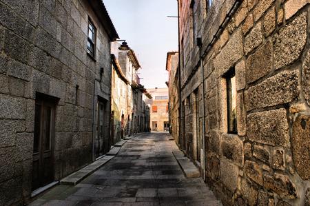 Jewish quarter of Guarda, Portugal Stock Photo - 33628912