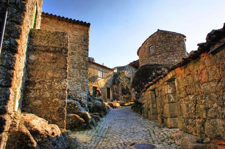 Historical village of Monsanto, Portugal Stock Photo - 35123974