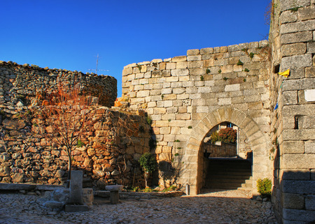Historical village of Castelo Bom, Portugal Stock Photo - 35932818