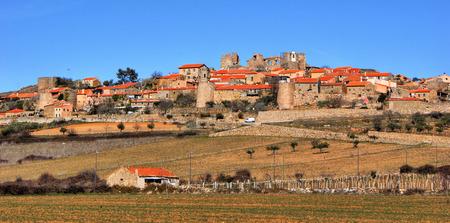 Castelo Rodrigo historical village in Portugal Stock Photo - 38615382