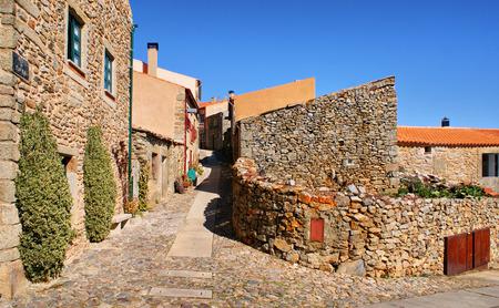 Castelo Rodrigo historical village in Portugal Stock Photo - 38615386