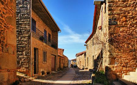 Castelo Rodrigo historical village in Portugal Stock Photo - 38615391