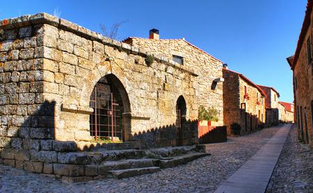 Castelo Rodrigo historical village in Portugal Stock Photo - 38615393