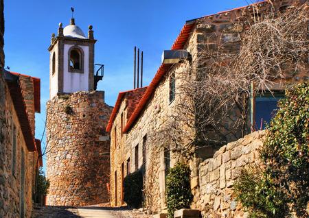 Castelo Rodrigo historical village in Portugal Stock Photo - 38559766