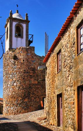 Castelo Rodrigo historical village in Portugal Stock Photo - 38559864