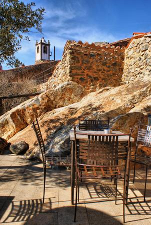 Castelo Rodrigo historical village in Portugal Stock Photo - 38559863
