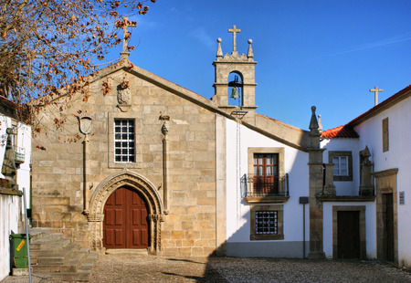Misericordia church in Pinhel, Portugal Stock Photo - 38923383