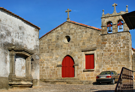 Misericordia church in Pinhel, Portugal