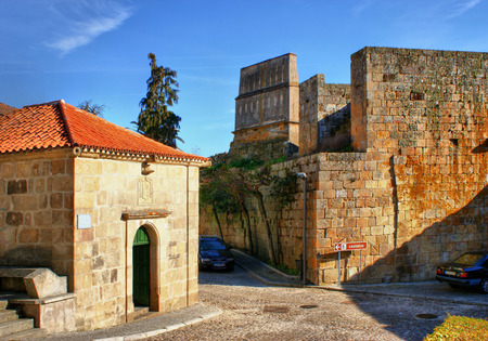 Pinhel historical village in Portugal Stock Photo - 38923385
