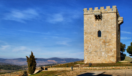 Pinhel castle in Portugal Stock Photo - 38923396