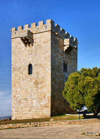Pinhel castle in Portugal Stock Photo - 38923395