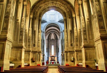 guimaraes: S. Torcato church in Guimaraes, Portugal