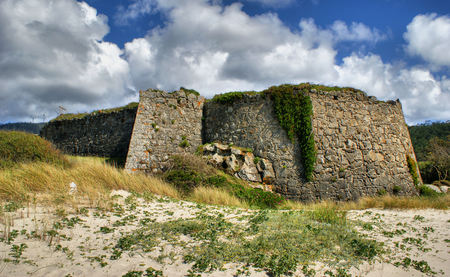 Montedor fortress in Viana do Castelo, Portugal Stock Photo - 48688289