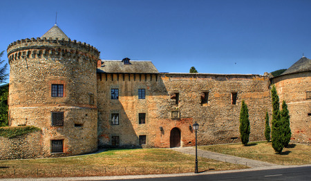 Palace of the Marquis of Villafranca, Villafranca del Bierzo, Castilla y Leon, Spain