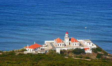 Cape Mondego Lighthouse, Figueira da Foz, Portugal