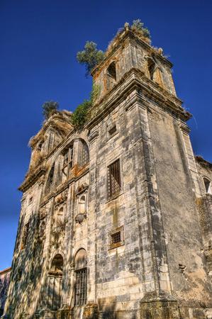 Ruined convent of Seiça, Figueira da Foz, Portugal