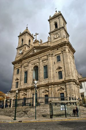 Our Lady of Lapa Church, Oporto, Portugal