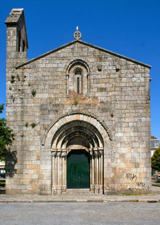 Romanesque church of Cedofeita in Oporto, Portugal
